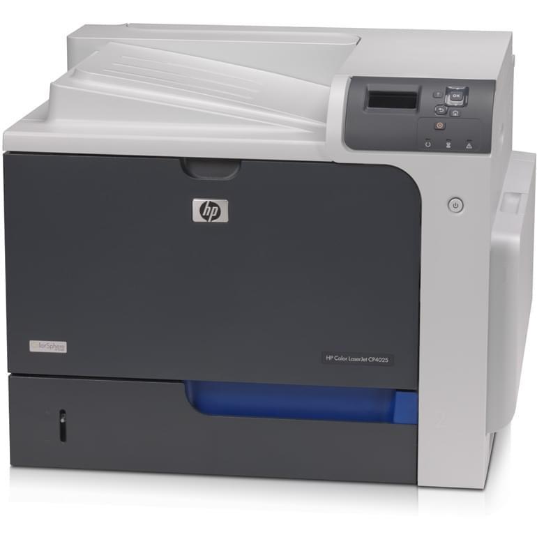 HP LaserJet Enterprise CP4025n (CC489A#B19 soldé) - Achat / Vente Imprimante sur Cybertek.fr - 0