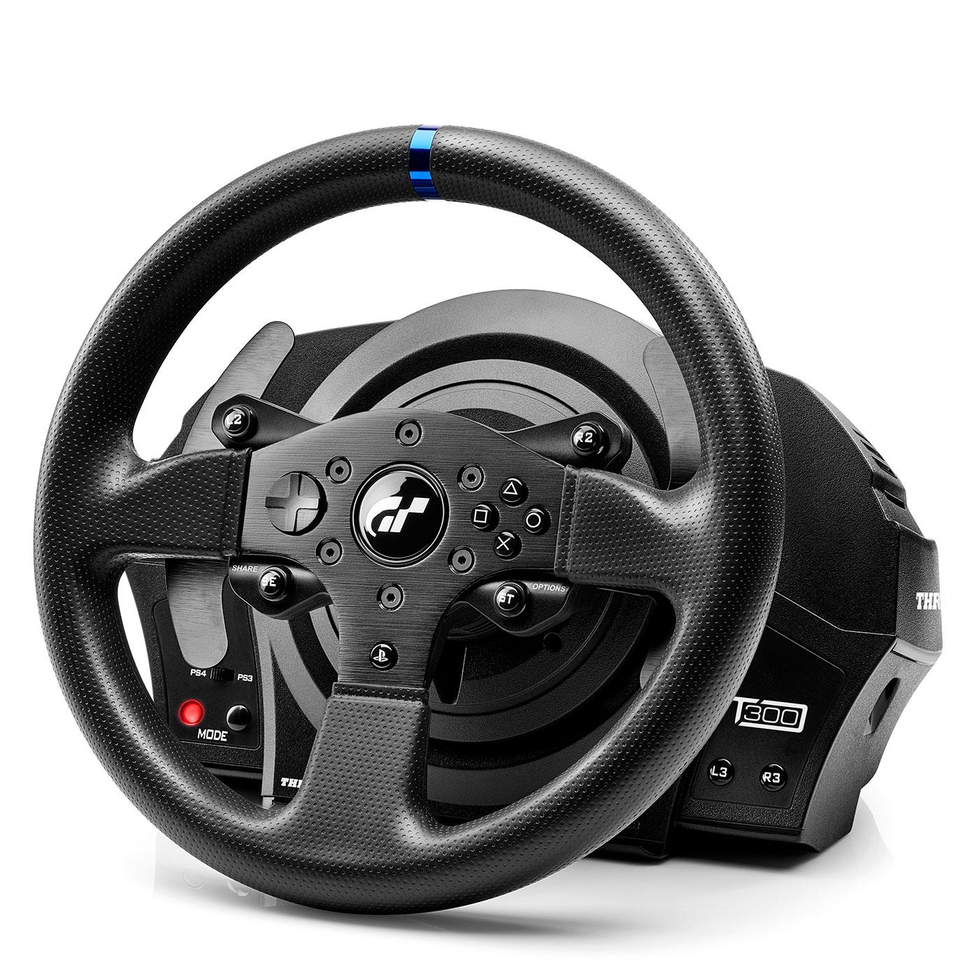 ThrustMaster T300 RS Gran Turismo Edition - Périphérique de jeu - 4