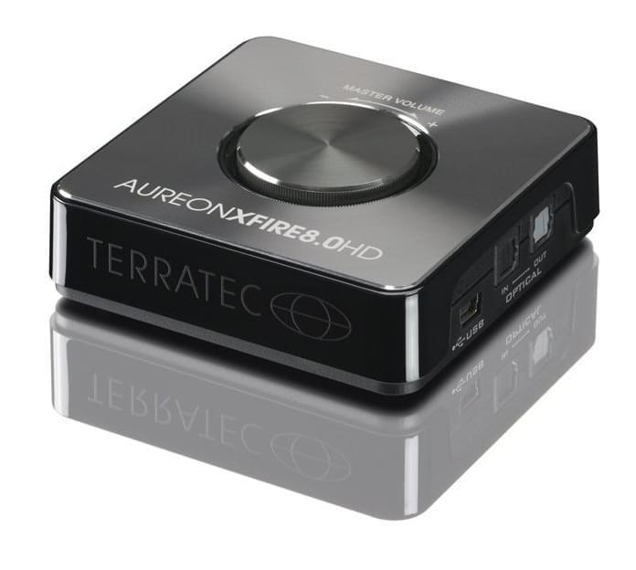 Terratec Aureon XFire 8.0 (12002) - Achat / Vente Carte Son sur Cybertek.fr - 0