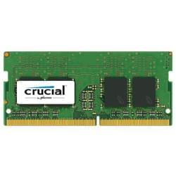 Crucial SO-DIMM 4Go DDR4 2133 CT4G4SFS8213 SO-DDR4 - Mémoire PC portable - 0