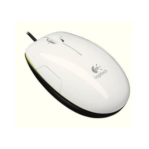 Logitech Mouse M150 Coconut (910-003745) - Achat / Vente Souris PC sur Cybertek.fr - 0
