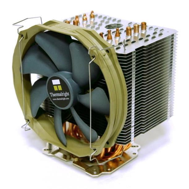 Thermalright socket AM2/AM3/775/1366/1155 - Ventilateur CPU - 0