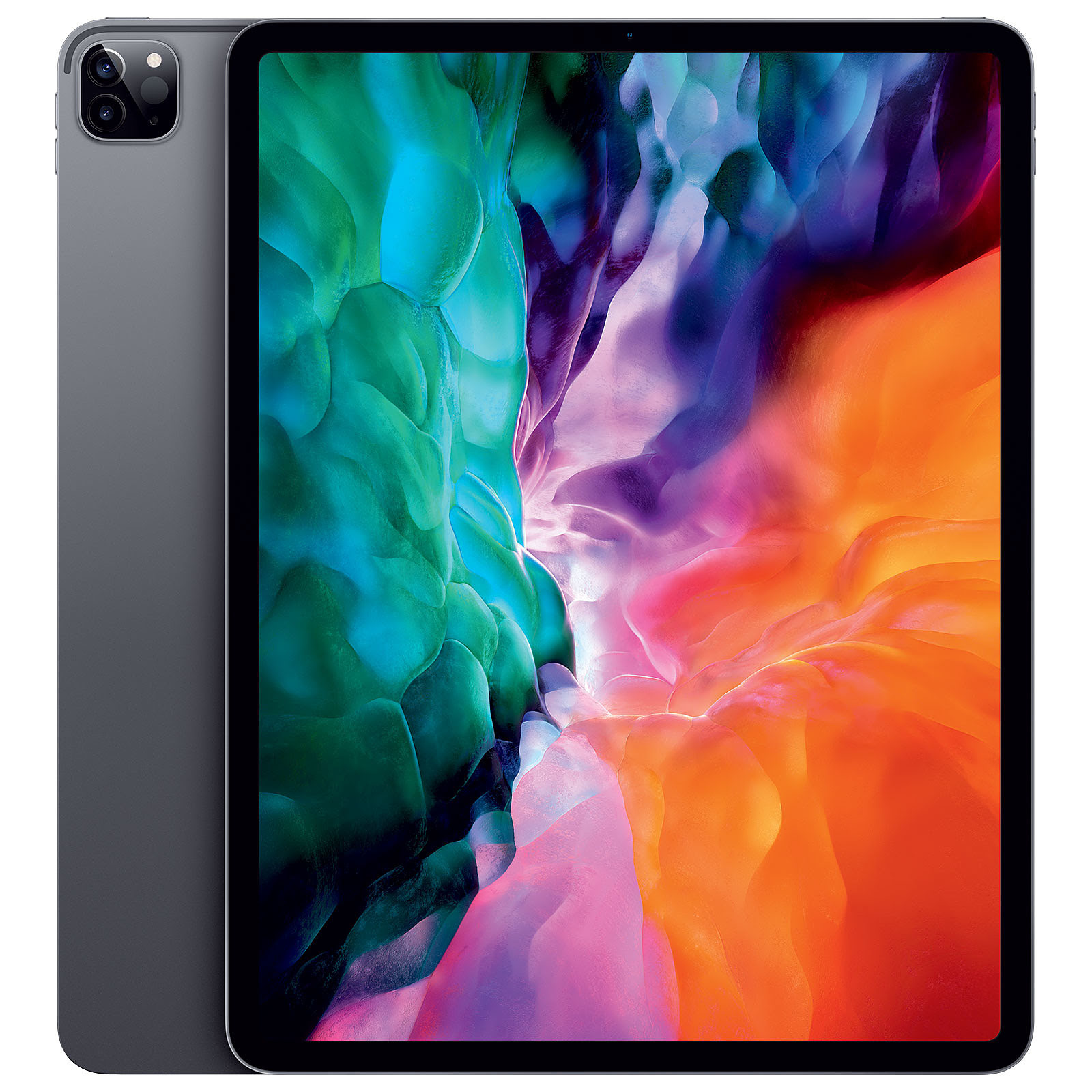 "Apple iPad Pro 12.9"" WiFi 128Go Gris Sidéral - Tablette tactile - 0"