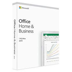 image produit Microsoft Office Famille/entreprise 2019 - COEM Cybertek