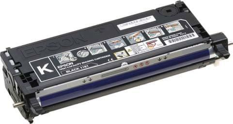 Epson Toner Noir pour C2800 Haute Capacite (C13S051161) - Achat / Vente Consommable imprimante sur Cybertek.fr - 0