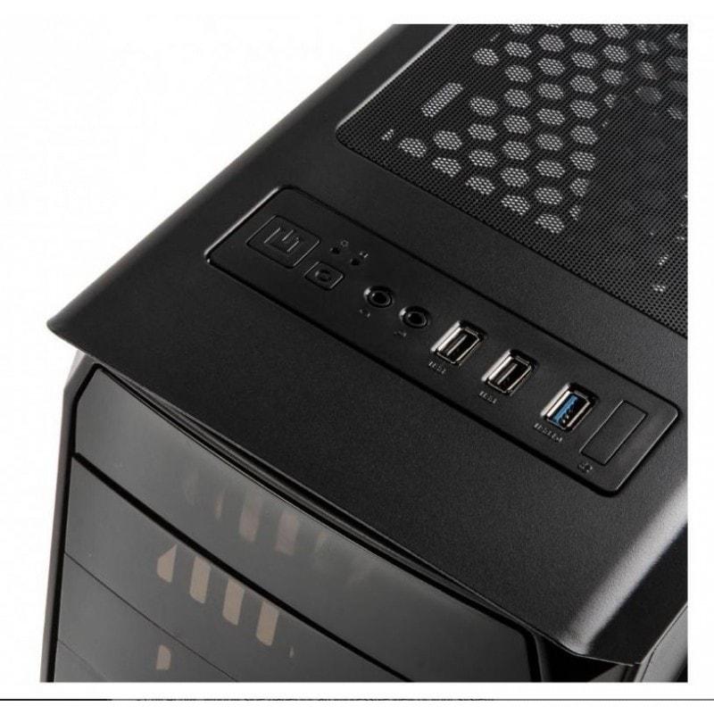 Kolink Luminosity Noir - Boîtier PC Kolink - Cybertek.fr - 2