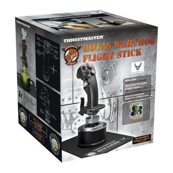 ThrustMaster HOTAS WARTHOG FLIGHT STICK - Périphérique de jeu - 1