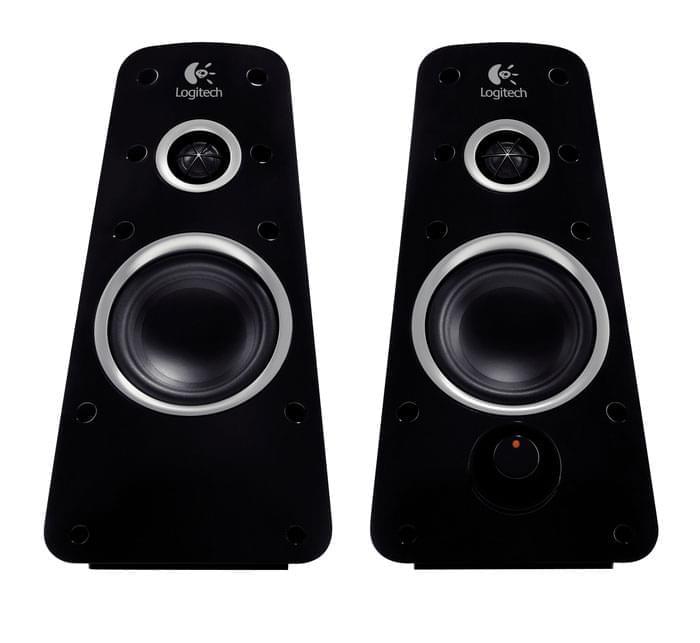 Logitech Speaker System Z520 2HP (980-000339 OBSO) - Achat / Vente Enceinte PC sur Cybertek.fr - 0