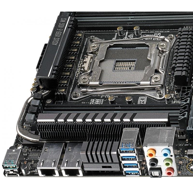 Asus X99-E-10G WS SSI CEB DDR4 - Carte mère Asus - Cybertek.fr - 1