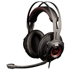 HyperX Micro-casque Cloud Revolver Gaming Headset (Black) Cybertek
