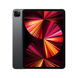 "image produit Apple iPad Pro 11"" WiFi 512Go Gris Sidéral - MHQW3NF/A Cybertek"