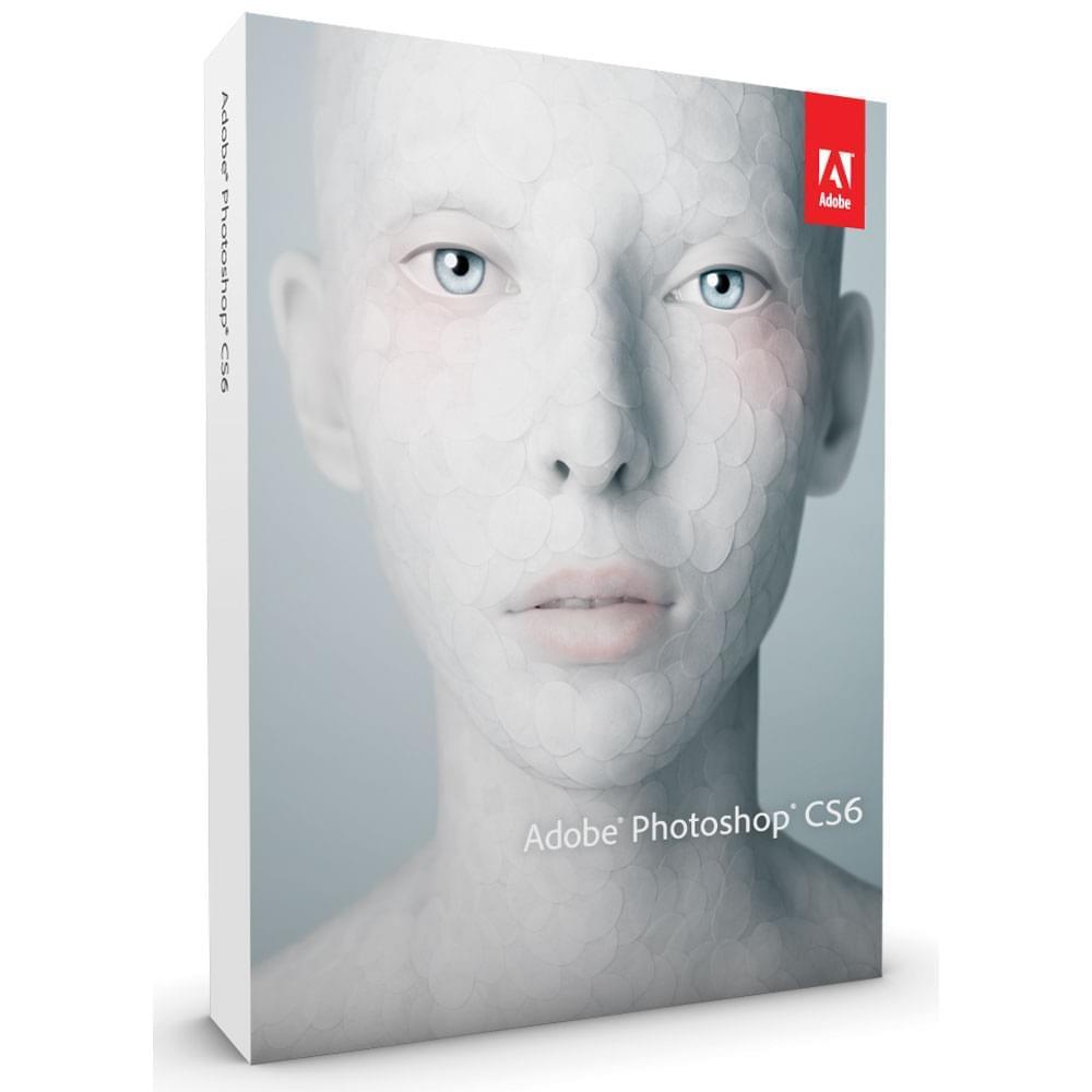 Adobe Photoshop CS6 (65158269) - Achat / Vente Logiciel application sur Cybertek.fr - 0