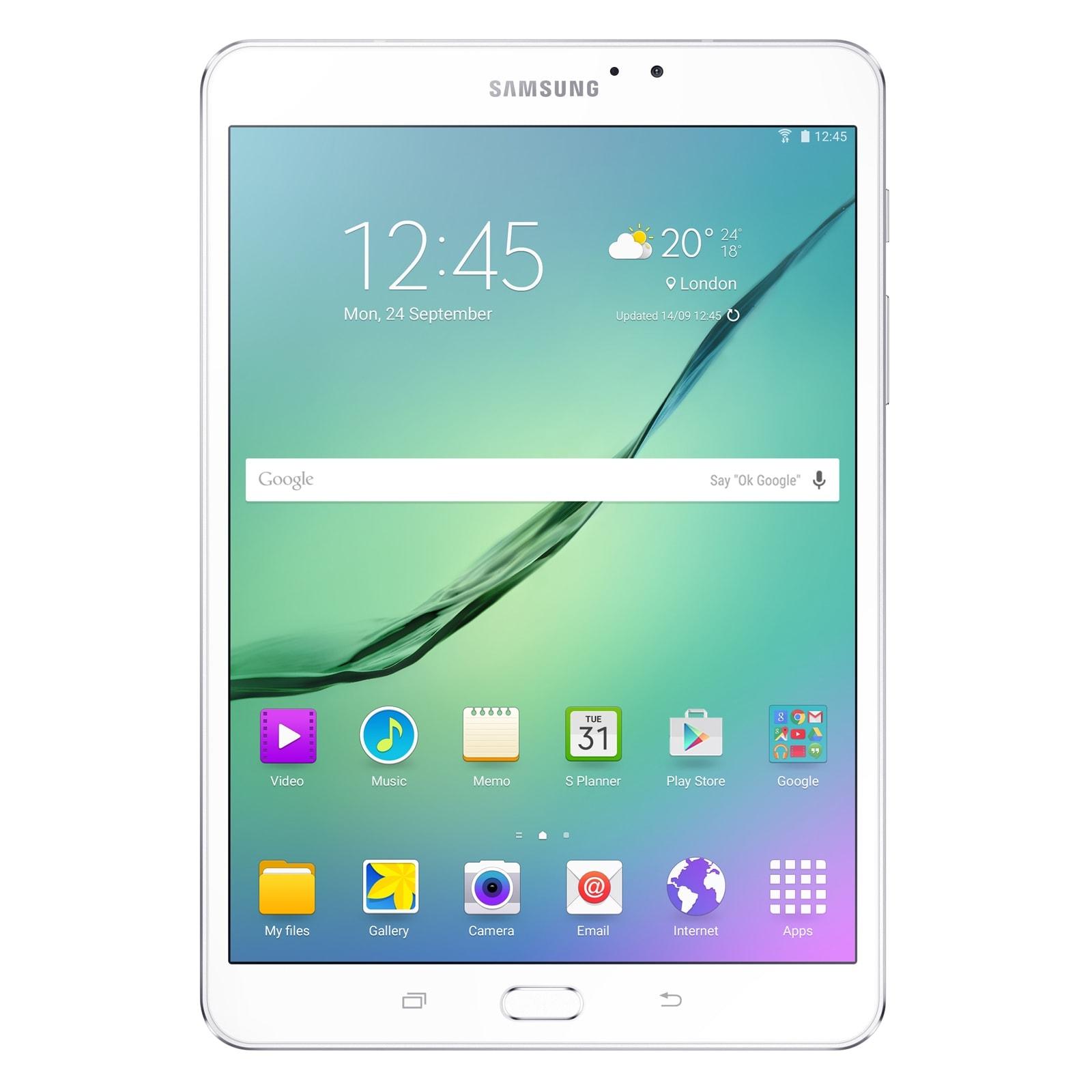 Samsung Galaxy TAB S2 T713NZW Blanc - Tablette tactile Samsung - 1