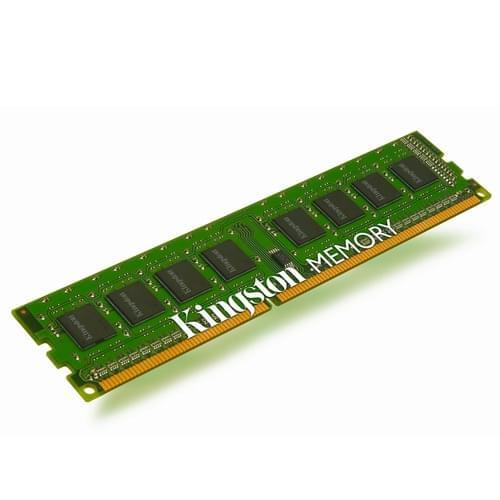 Kingston KVR16N11S8/4  4Go DDR3 1600MHz - Mémoire PC Kingston - 0