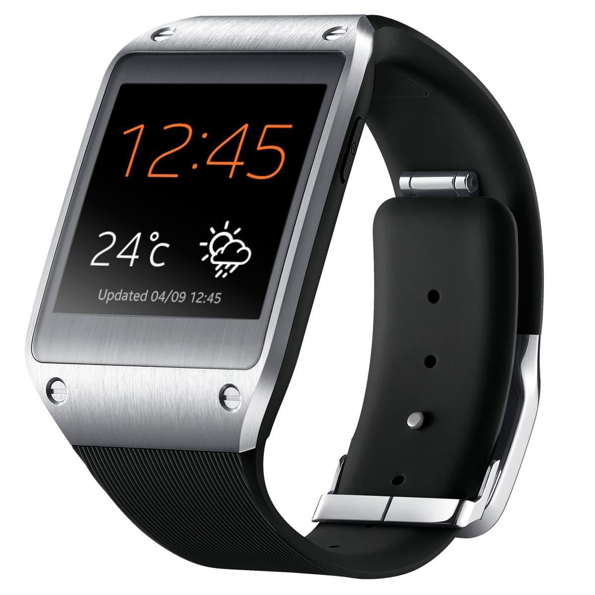 Samsung Galaxy Gear Black (SM-V7000ZKAXEF) - Achat / Vente Téléphonie sur Cybertek.fr - 0