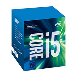 Processeur Intel Core i5 7500 - 3.4GHz/6Mo/LGA1151/BOX