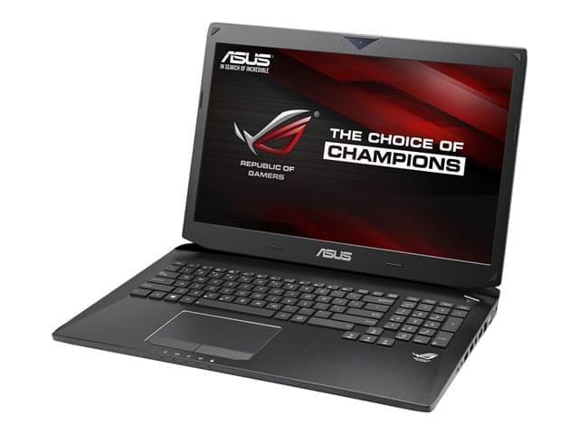 Asus G750JS-T4121H (G750JS-T4121H) - Achat / Vente PC portable sur Cybertek.fr - 0