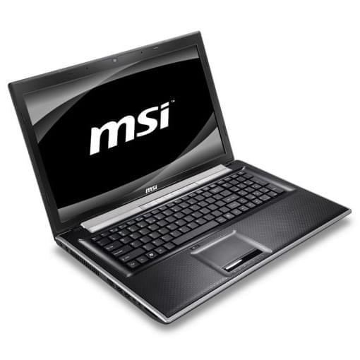 MSI FR720-015 (9S7-175311-015) - Achat / Vente PC Portable sur Cybertek.fr - 0