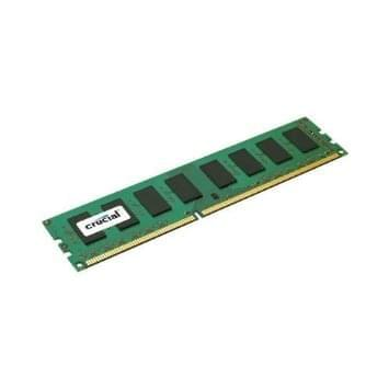 Crucial CT51272BA1067 4Go DDR3 1066MHz - Mémoire PC Crucial - 0