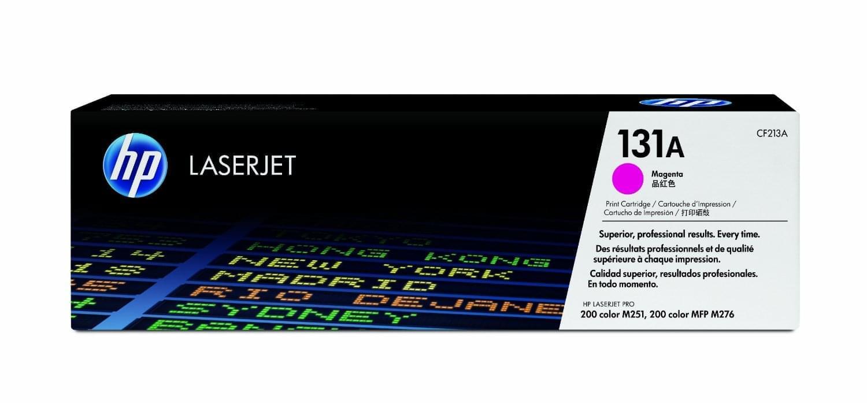 Toner Magenta HP 131A - CF213A pour imprimante Laser HP - 0