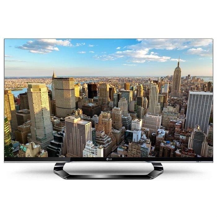 LG 55LM660S (55LM660S) - Achat / Vente TV sur Cybertek.fr - 0