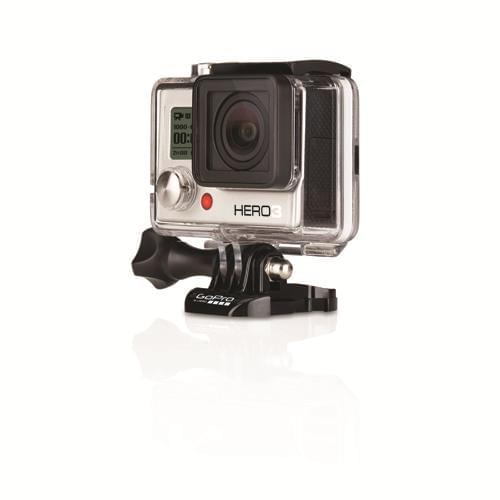 GoPro HERO3 White Edition 2014 - Caméra / Webcam - Cybertek.fr - 0