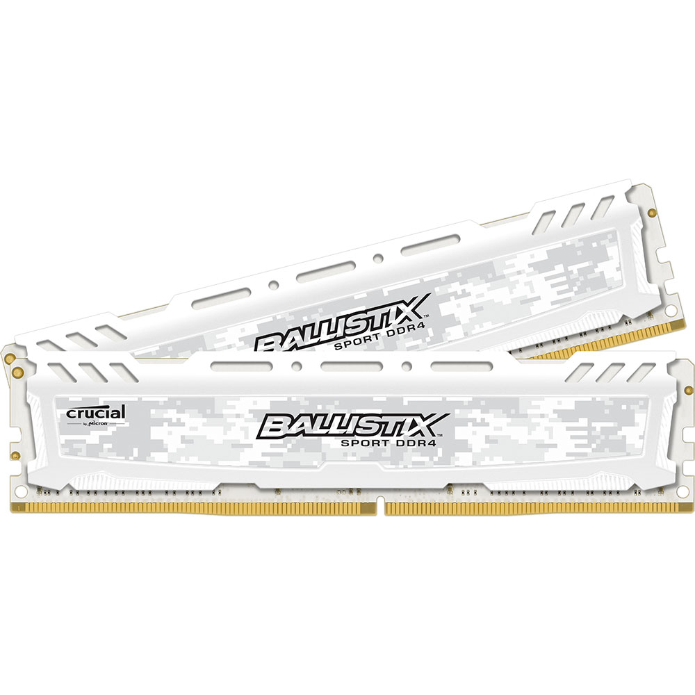 Ballistix BLS2C8G4D240FSC (2x8Go DDR4 2400 PC19200) (BLS2C8G4D240FSC) - Achat / Vente Mémoire PC sur Cybertek.fr - 0