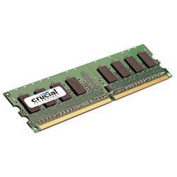 Crucial Mémoire PC CT51264AA667 (4Go DDR2 667 PC5300) Cybertek