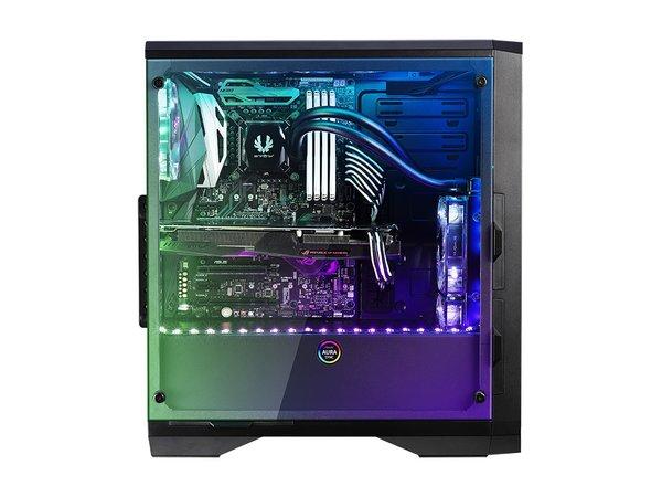 BitFenix GT/sans alim./E-ATX/RGB Noir - Boîtier PC BitFenix - 2