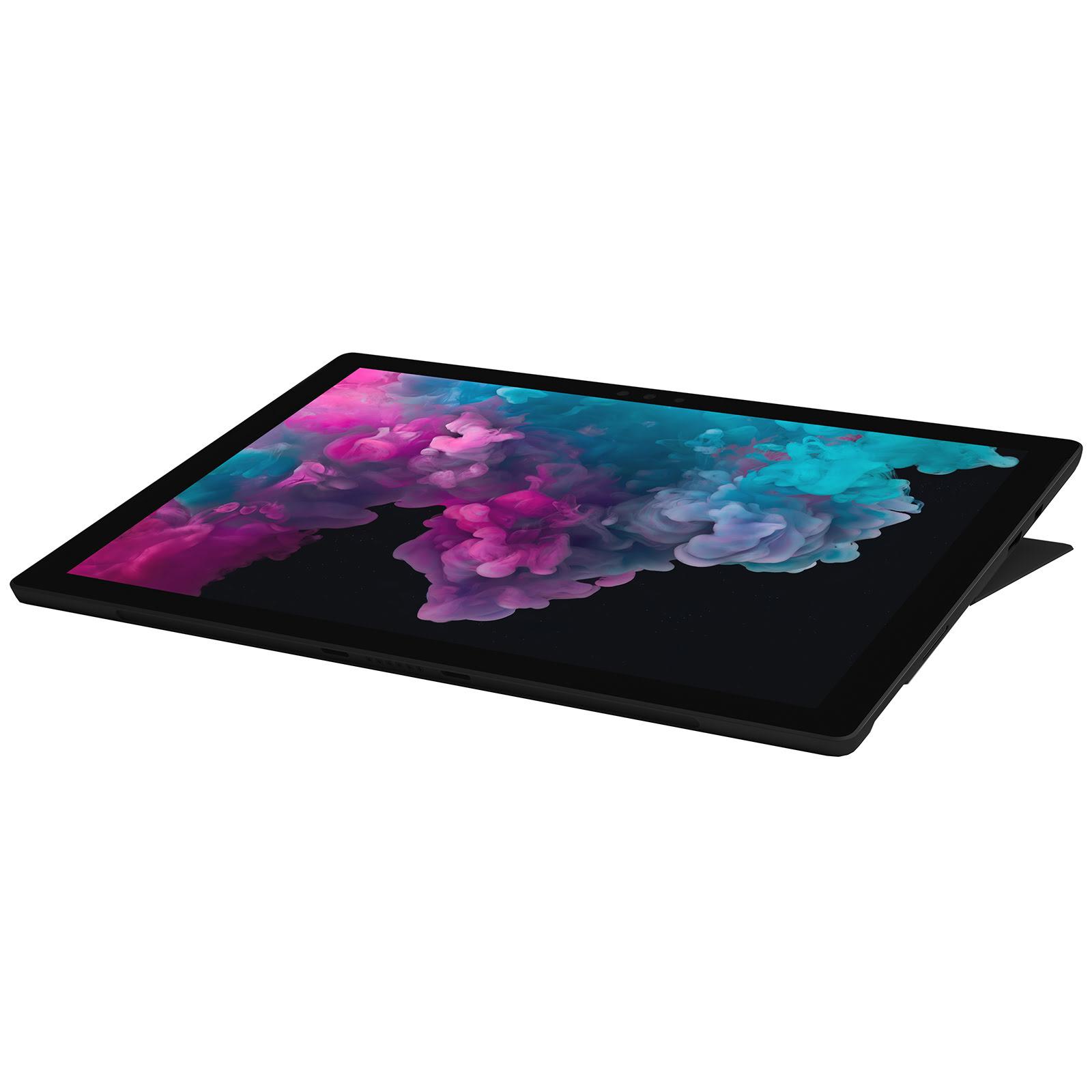 Microsoft Surface Pro 6 Noir - Tablette tactile Microsoft - 2