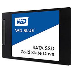 image produit WD 500Go BLUE SATA III - WDS500G2B0A Cybertek