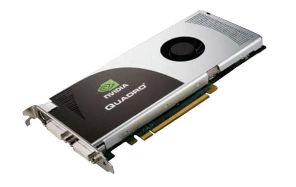 NVidia nVidia Quadro - 512Mo - carte Graphique PC - GPU  - 0