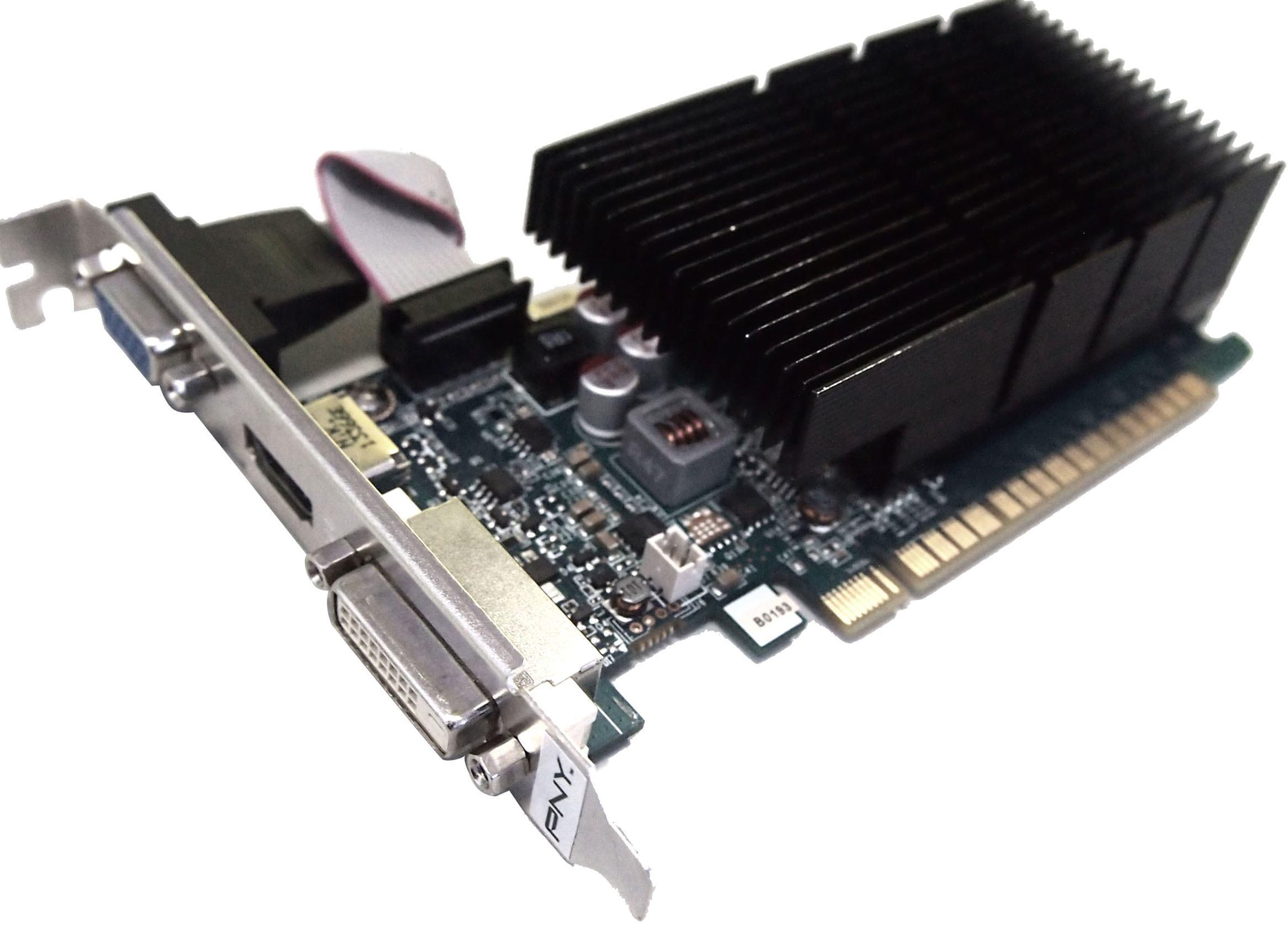 PNY GF730GTL (GF730GT1GEPB) - Achat / Vente Carte graphique sur Cybertek.fr - 0