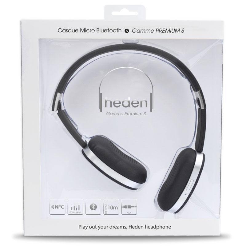 Heden Premium S Noir (MICHEP29CA) - Achat / Vente Micro-casque sur Cybertek.fr - 2