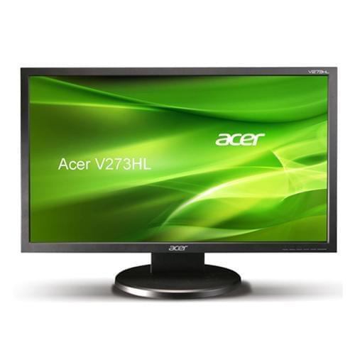 Acer V273HLObmid (ET.HV3HE.001 obso) - Achat / Vente Ecran PC sur Cybertek.fr - 0