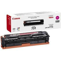 image produit Canon Toner Magenta 731 M 6270B002 Cybertek