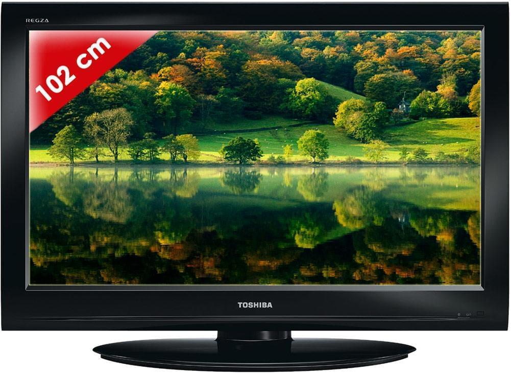 Toshiba 40LV833 (40LV833) - Achat / Vente TV sur Cybertek.fr - 0