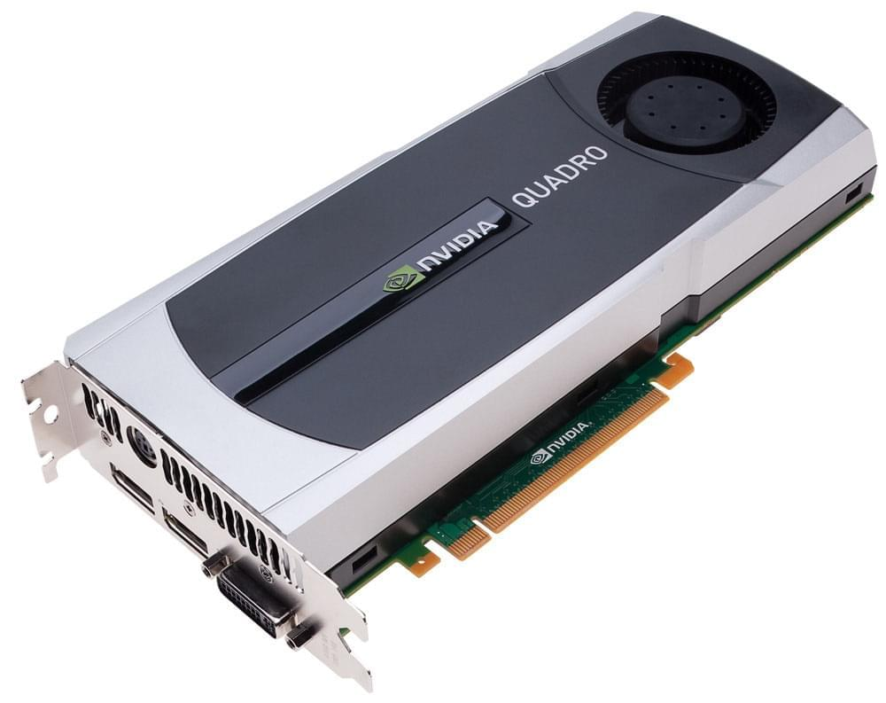 NVidia nVidia Quadro - 2Go - carte Graphique PC - GPU  - 0