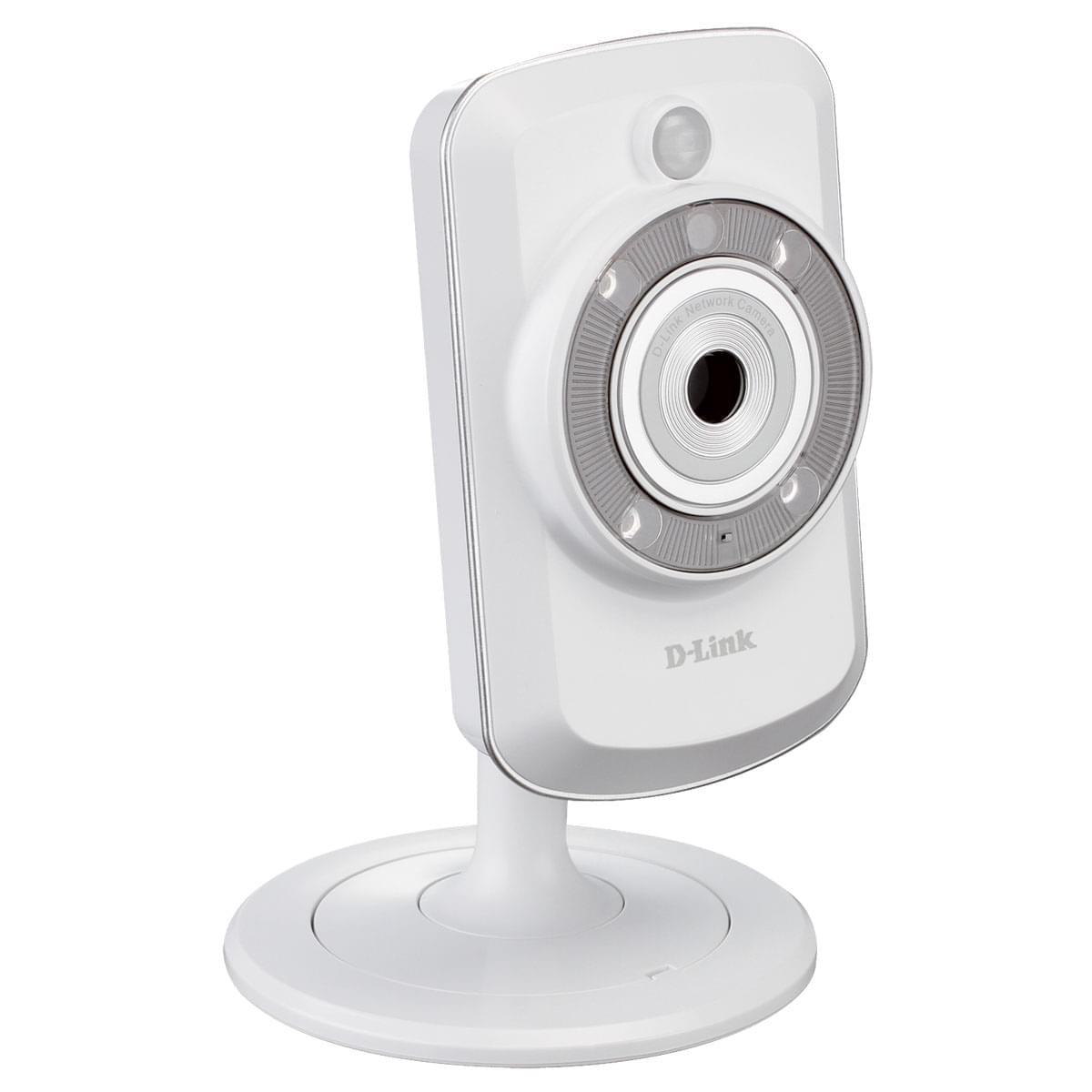 D-Link DCS-942L MyDlink Enhanced Wireless N (IP,IR,WiFi) (DCS-942L soldé) - Achat / Vente Caméra / Webcam sur Cybertek.fr - 0