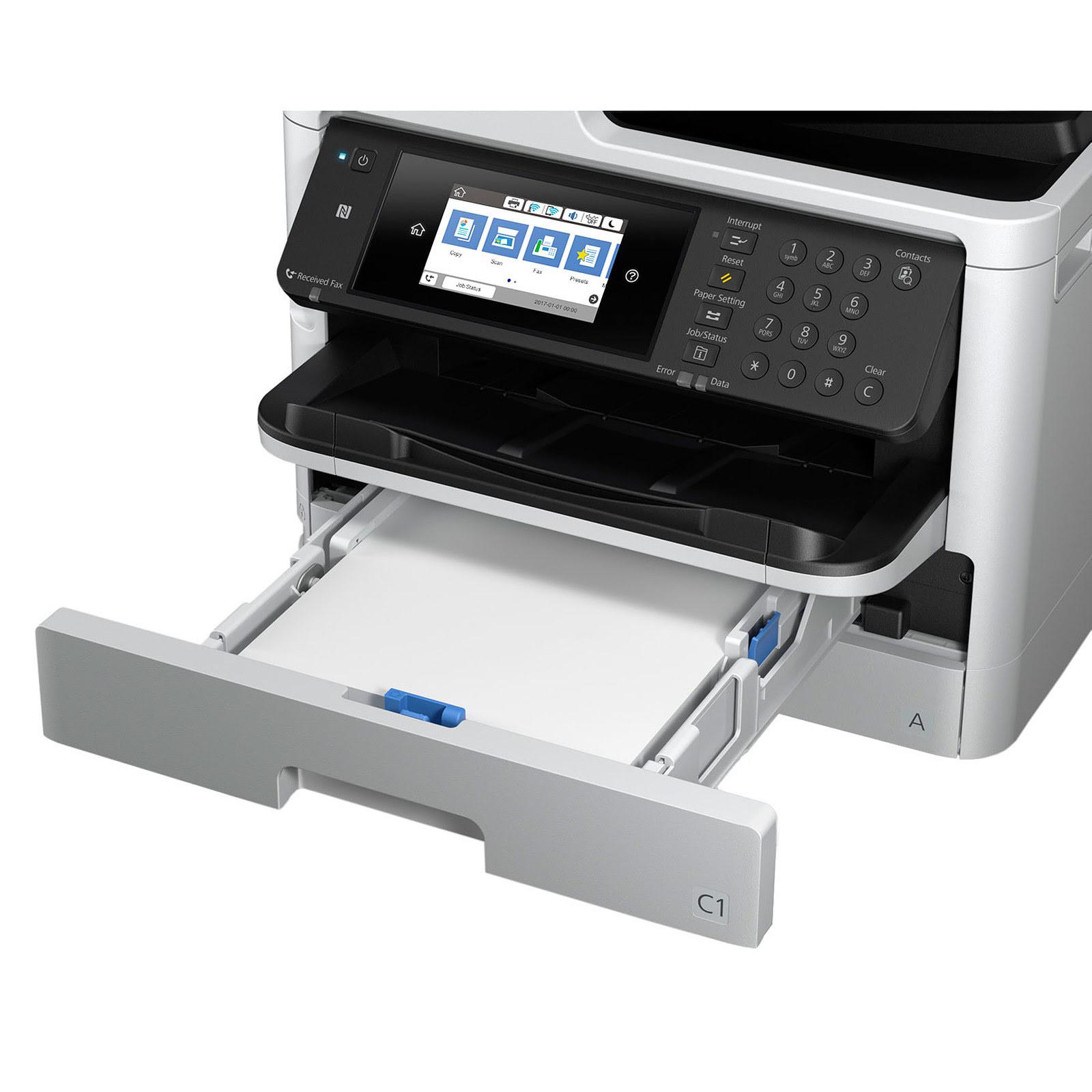 Imprimante multifonction Epson WorkForce Pro WF-C5790DWF - 2
