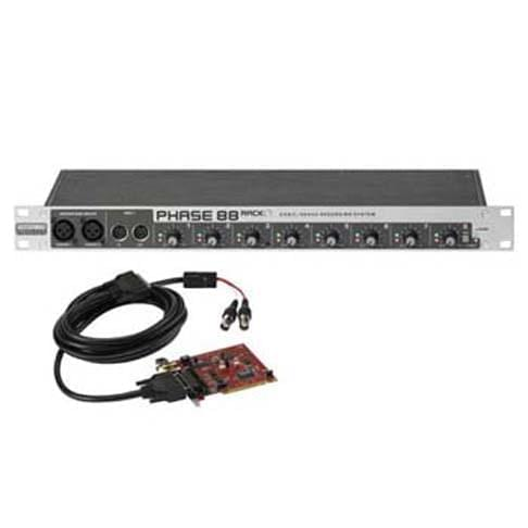 Terratec Phase 88 Rack FireWire - Carte son Terratec - Cybertek.fr - 0