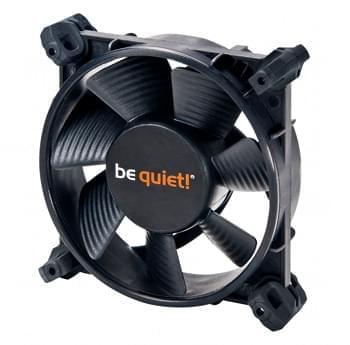 Be Quiet! Case Fan BQT Silent swings 2 80mm - Ventilateur boîtier - 0