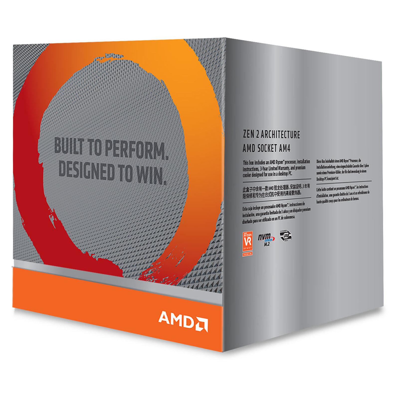 AMD Ryzen 9 3900X - 4.6GHz - Processeur AMD - Cybertek.fr - 1