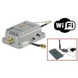 No Name Booster de gain Wifi 100mW jusqu'à 17dBi (302297) - Achat / Vente Réseau divers sur Cybertek.fr - 0