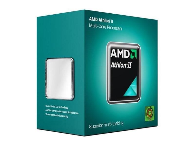 AMD Athlon II X4 651 Black Edition -3GHz - Processeur AMD - 0