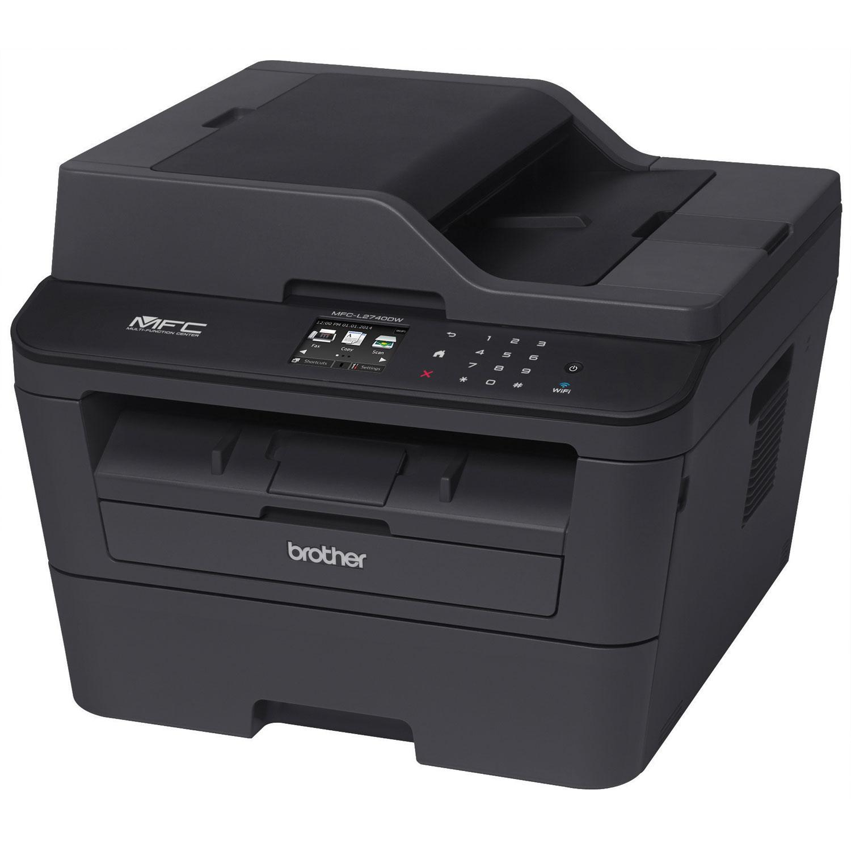 Imprimante multifonction Brother MFC-L2740DW - Cybertek.fr - 1