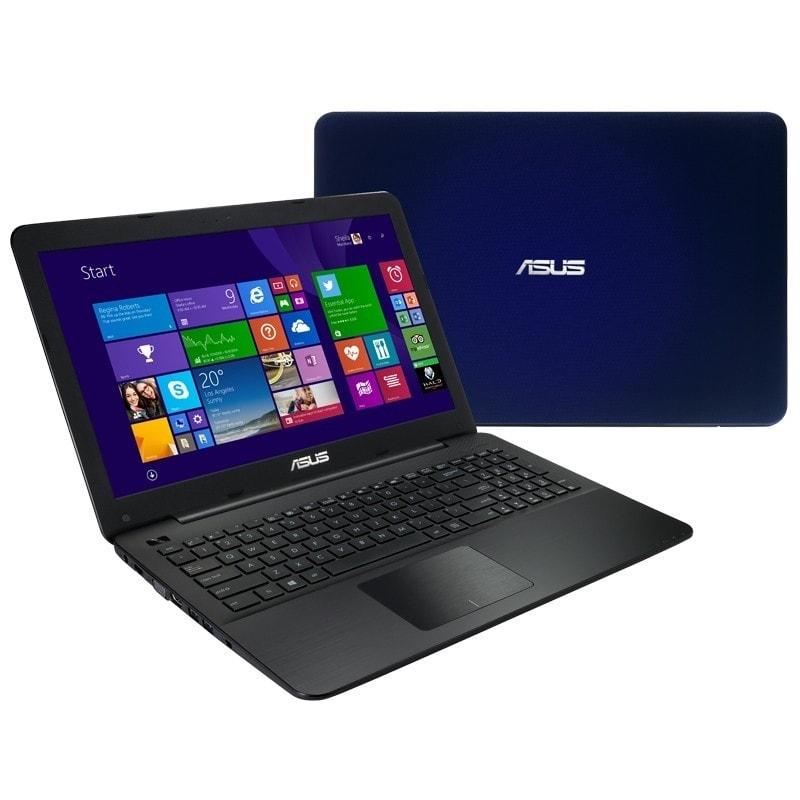 Asus X555LJ-XX1419T Bleu (90NB08I5-M22820 --) - Achat / Vente PC Portable sur Cybertek.fr - 0