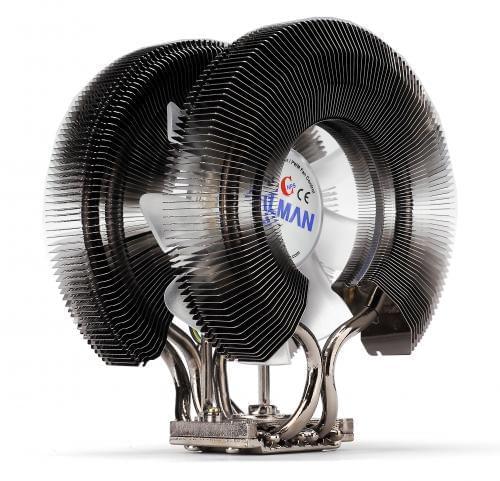 Zalman CNPS9900NT SK754/775/939/940/1366/AM2/AM2+/AM3 (CNPS9900NT  OBSO) - Achat / Vente Ventilateur CPU sur Cybertek.fr - 0