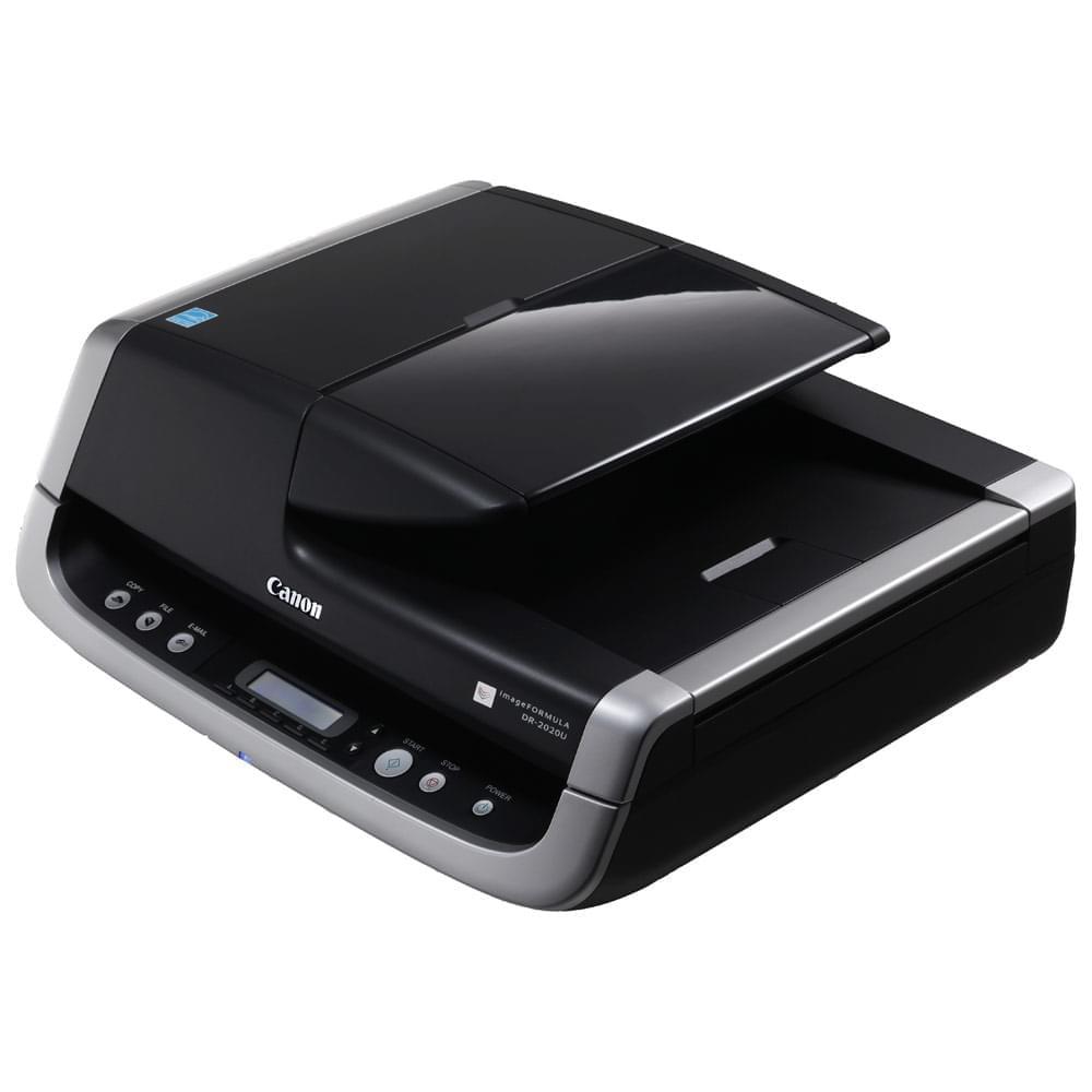 Canon ImageFormula DR-2020U (3923B003) - Achat / Vente Scanner sur Cybertek.fr - 0