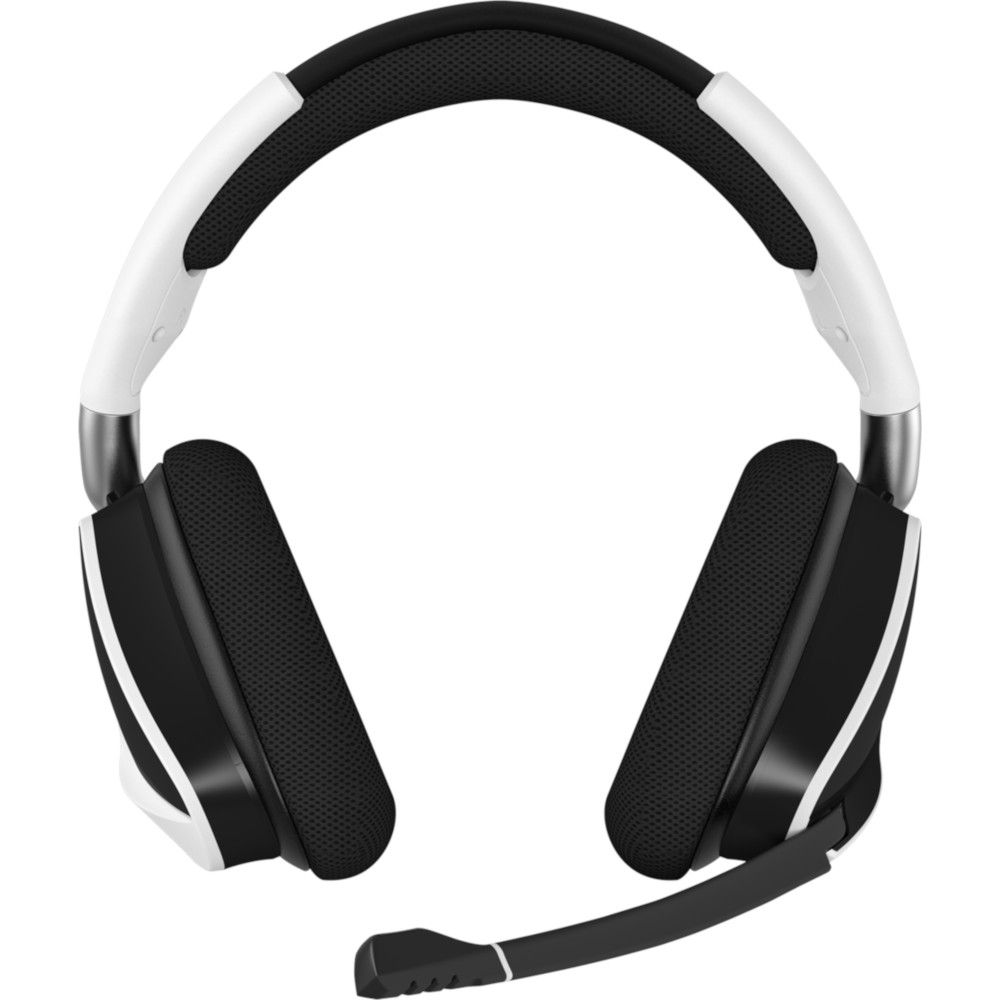 Corsair VOID RGB ELITE WIRELESS White 7.1 Surround - Micro-casque - 2